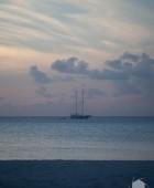 Maldives Dawn sailboat